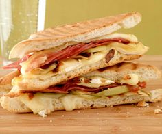 See Our Most Popular Panini Sandwich Recipes - Lunch - Recipe.com