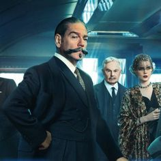 Murder on the Orient Express (2017) is an upcoming American movie to be released on November 10, 2017. It will be a mystery film directed by  Kenneth Branagh starring Johnny Depp in the lead role.