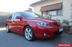 Mazda 3 2004 sp23 with RWC and 12 months Rego #mazda #mazda3 #forsale #australia