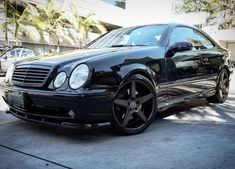 Just like my Mercedes CLK 530 AMG! The Photographers car of choice.