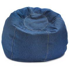 9b93d767b3 37 Best denim jean bean bag chair images