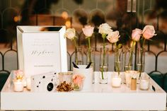 Photography : Jodee Debes Photography Read More on SMP: http://www.stylemepretty.com/living/2015/12/29/chic-chanel-inspired-30th-birthday-bash/