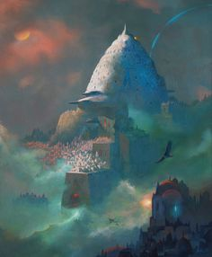 this isn't happiness™ (Offworld, Paul Lehr), Peteski
