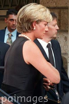 Gianni Versace Memorial Service, MILAN, ITALY - 1997