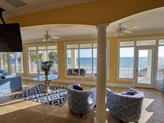 SEAGROVE Luxury Gulf Front - 7 BR, Heated Pool