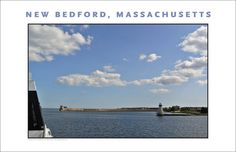 Departing New Bedford, Massachusetts for Islands... Photo #wallart 463