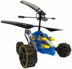 Air Hogs Hover Assault Blue Yellow By 4999 The