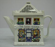 wade english life teapots