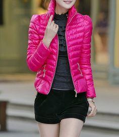 Winter Women's Coats Casaco Feminino Inverno 2015 Slim Office Epaulet Zippers Ladies Jackets Coat Plus Size Free Shipping