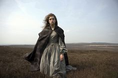 In the moors - Ruth Wilson as Jane Eyre in ''Jane Eyre'' (2006) BBC miniseries