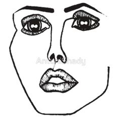 Disclosure Face Black by AntoniShady
