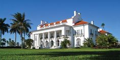 Flagler Museum, also known as Whitehall, is a 55-room mansion open to the public in Palm Beach, Florida in the United States. The building is listed on the National Register of Historic Places.