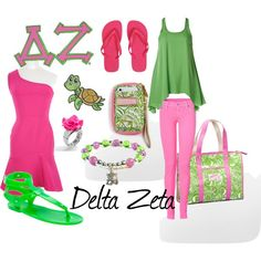 """""""Delta Zeta"""""""