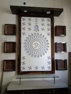 60 Ideas For Glass Door Design Entrance Arches Pooja Room Design, Door Design, Pooja Rooms, Tv Wall Design, Room Door Design, Diy Wall Art, Pooja Room Door Design, Living Room Designs, Exterior Wall Art