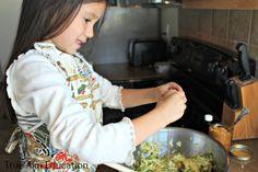 Cooking with Kids: Classic Zucchini Bread | True Aim