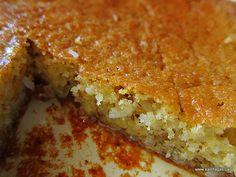 Revani Syrup Cake - Kalofagas - Greek Food & Beyond