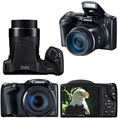 Canon Powershot SX400 IS 16.0 MP Digital Camera Bundle with NB-11L Battery & AC/DC Battery Charger, 9pc Bundle 32GB Accessory Kit and  HeroFiber Cleaning Cloth  http://www.lookatcamera.com/canon-powershot-sx400-is-16-0-mp-digital-camera-bundle-with-nb-11l-battery-acdc-battery-charger-9pc-bundle-32gb-accessory-kit-and-herofiber-cleaning-cloth/
