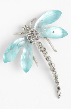Alexis Bittar 'Allegory' Dragonfly Statement Pin available at #Nordstrom