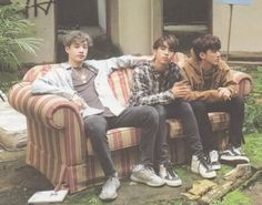 3RACHA // Jisung, Chan, Changbin ●● Stray Kids