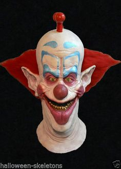 The Killer Klowns From Outer Space - Slim Halloween Mask