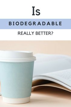 As consumers are becoming more savvy about purchasing products, brands are stepping up their green marketing game. It's common to see a roll of biodegradable plastic bags on the shelf, right next to a stack of compostable disposable plates- and can you even buy toilet paper any more that isn't 'earth friendly'?  There are so many fancy terms around, it's easy to buy into the marketing hype. But is 'Biodegradable' really better?