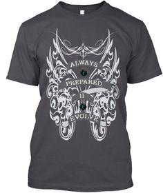 Social Ape Asphalt T-Shirt Front