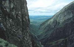 Travessão  -  Parque Nacional da Serra da Cipó