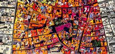 These Stunning Geometric Patterns Were Created From Google Earth Images