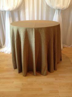 Burlap #linen #chairdecor #linen factory #event #wedding #fine linen #table decor