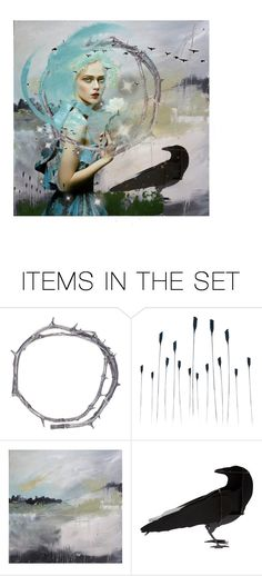 """""""Winter is coming"""" by texaspinkfox ❤ liked on Polyvore featuring art"""