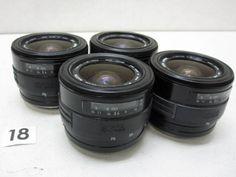 5L206FB SIGMA 35-70mm F3.5-4.5 レンズまとめて4本ジャンク_画像1