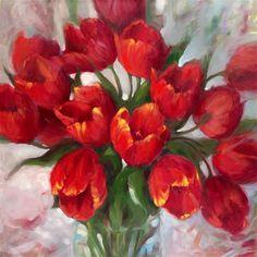 Refresh My Heart - Original Fine Art for Sale - © by Krista Eaton