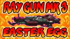 Ray Gun Mark 3 Easter Egg -solved & decoded (Peter Cipher / Fire Place...