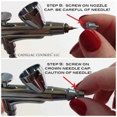 How to Take Apart and Clean Your Airbrush
