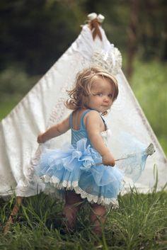 Babycake by Dollcake Clothing - China Doll Tutu Dress