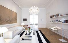 Interior design by Studio Jan des Bouvrie. #interiordesign #dutchdesign