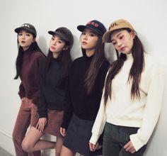 CHUU MODELS:  Sung Kyung | Chae Eun | Sia | Jin Sil
