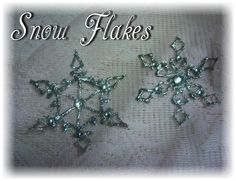 love this project.... they are so pretty, and snow will be here soon. might as well enjoy .... ;p         Window Clings      This is the 4th Craft we will make at my Annual Christmas Craft Party...they are snowflake window clings. We used scribbles paint and some snow flake  patterns and made a pile of snow flakes that will stick to your windows...they are glittery and very pretty and ohso easy to make. I am sure everyone will have tons of fun making these. And thier kids will have fun too…
