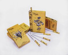 Herbal cigarettes(The student's project) Brand Packaging, Packaging Design, Lion Head Tattoos, Cigarette Aesthetic, Soap Packing, Concept Board, Cool Inventions, Weird Pictures, Business Card Design