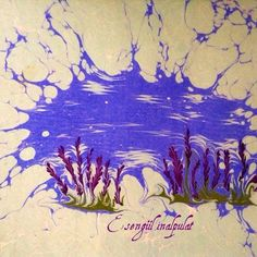 Lavanta.. Sanatçı Esengül İnalpulat  www.artmajeur.com/kirmizi