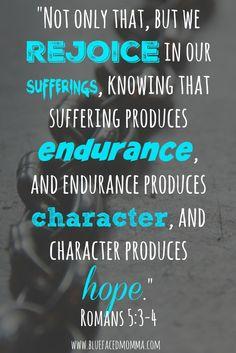 Paradox: Joy In Suffering at Westwood Community Church by pastor Joel Johnson on November 6, 2016 Romans 5:3-4