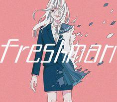 始まる月 四月 始月 Retro Aesthetic, Drawing Reference, Boy Or Girl, Anime Art, Female, Wallpaper, Lady, Drawings, Artwork