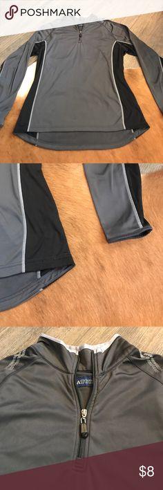 PGA tour pullover grey and black XL XL PGA tour pullover grey and black with reflectors. pga tour Jackets & Coats Performance Jackets