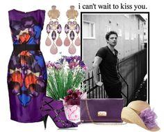 ShopStyle: Color of Fashion #127: Regal Purple & Fragrance Inspiration #115: Lovestruck by Vera Wang & The Men #71: Sebastian Stan by binky