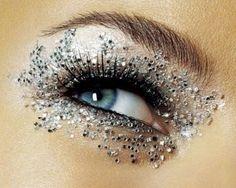 sparkles! #makeup #FXProm