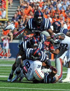 Ole Miss over Auburn - BleacherReport.com