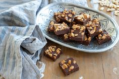 Pumpkin Brownie Pudding with Peanut Butter Sauce - Quirky Cooking Chocolate Peanut Butter Fudge, Flourless Chocolate, Chocolate Fudge, Cooking Chocolate, Chocolate Espresso, Espresso Cake, Quirky Cooking, Thermomix Desserts, Natural Peanut Butter
