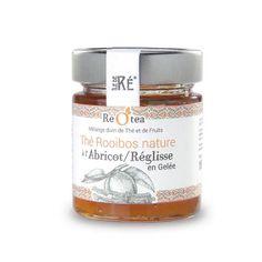 Gelée de thé rooibos à l'abricot et réglisse - Les Confitures du Clocher