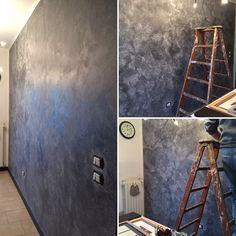 """tinteggiature artistiche pareti """"tipo terre fiorentine"""""""