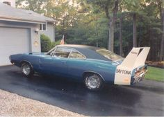 1969 Dodge Charger Pictures: See 131 pics for 1969 Dodge Charger. Browse interior and exterior photos for 1969 Dodge Charger. 1969 Dodge Charger Daytona, Dodge Daytona, Plymouth Superbird, Plymouth Cars, Dodge Muscle Cars, Maserati Granturismo, Float Your Boat, Dodge Chrysler, Drag Cars